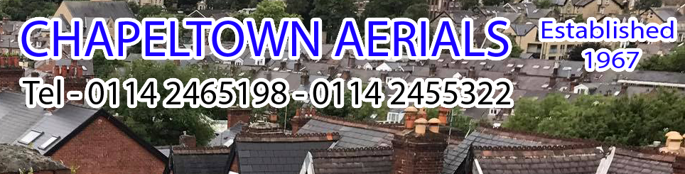 Resetting your digital box or TV | Chapeltown Aerials